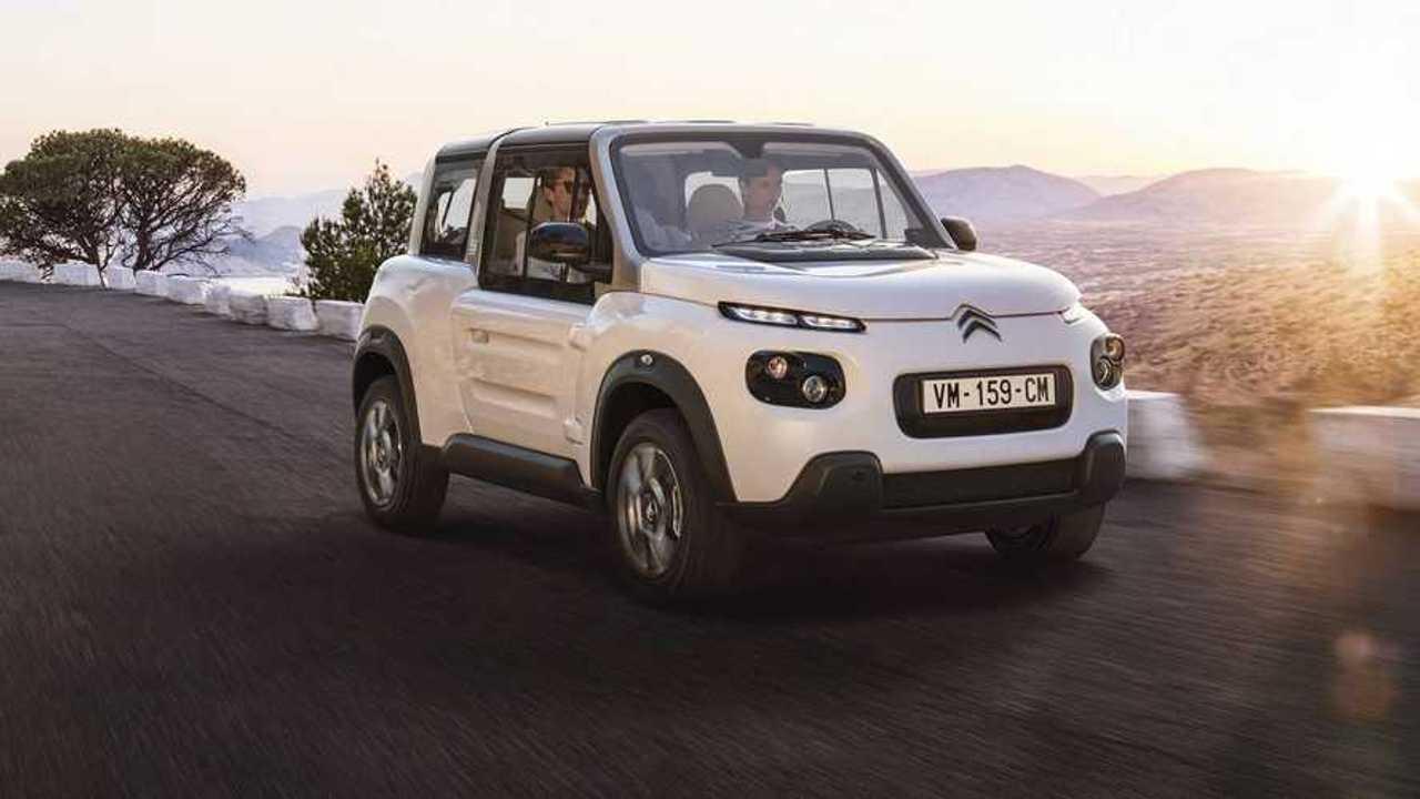 Peugeot & Citroën Sold Just 8,000 EVs In 2018