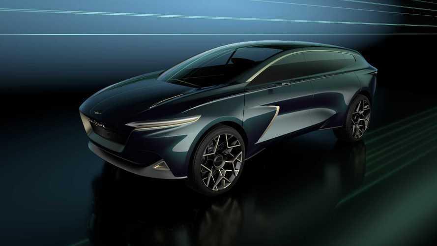 Lagonda All-Terrain Electric Concept Previews Future EV Crossover