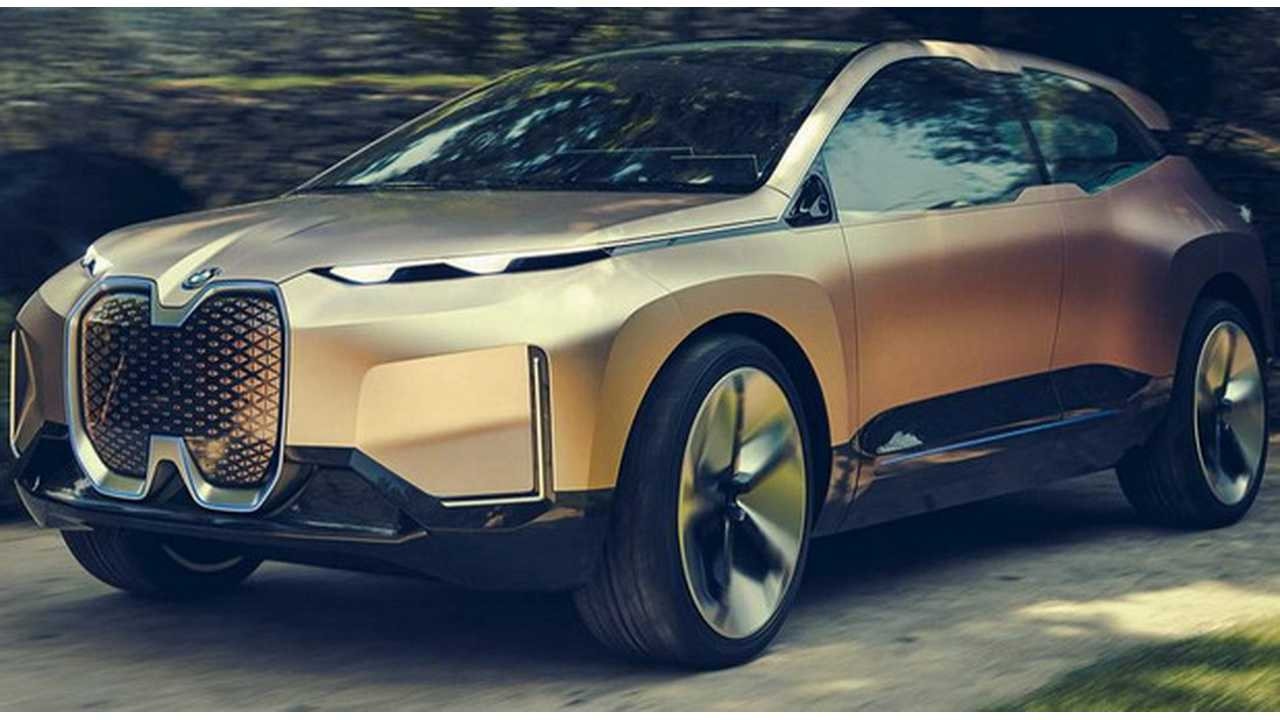 BMW iNEXT Electric Crossover Image 2
