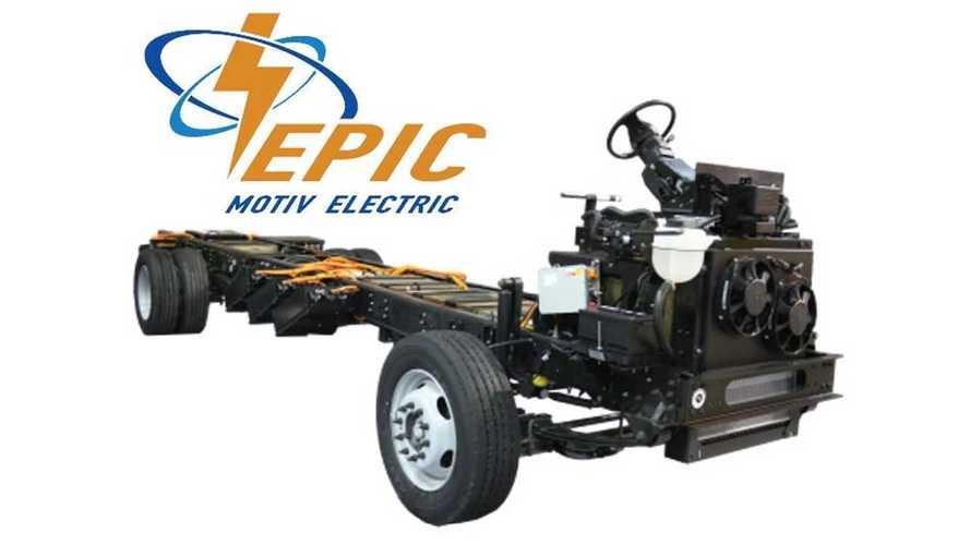 Motiv EPIC Chassis To Be Assembled Alongside Ford F-59 Platform