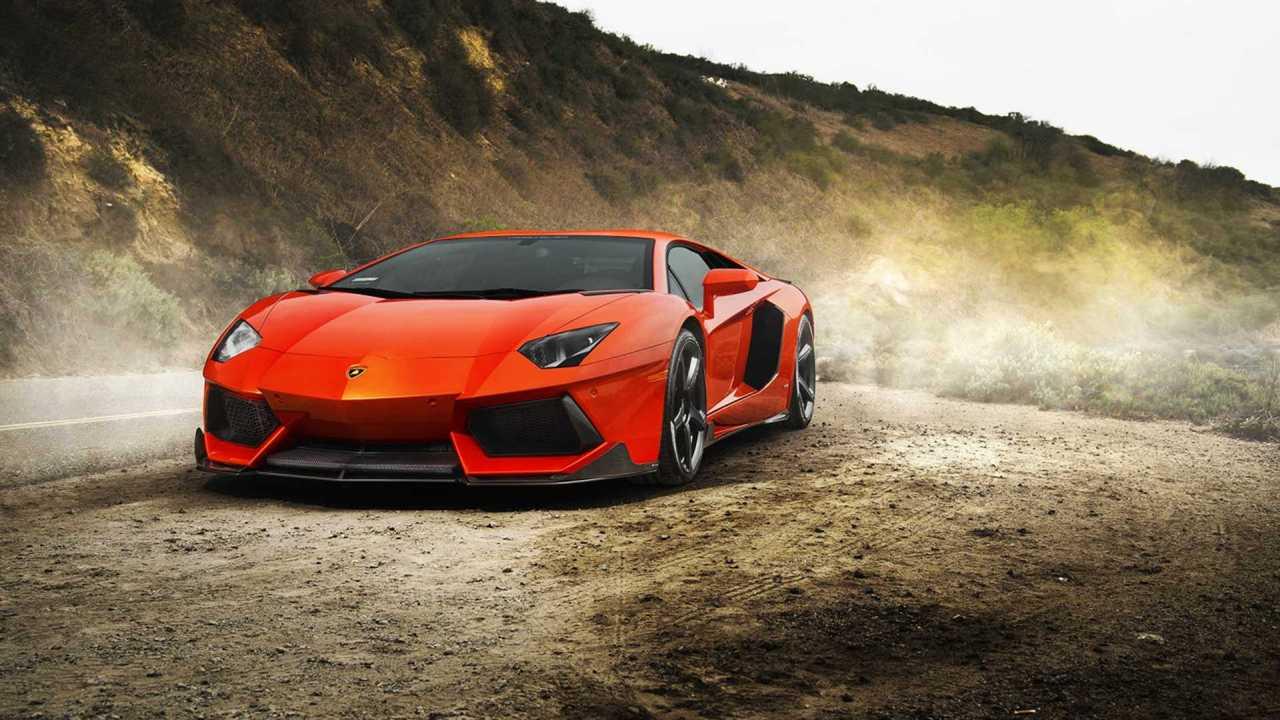 Lamborghini Admits Plug-In Hybrid Electric Vehicles Are The Future