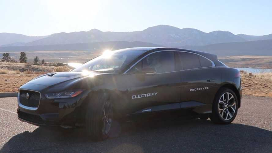 Is Jaguar I-Pace A Tesla Model X Killer? Watch To Find Out