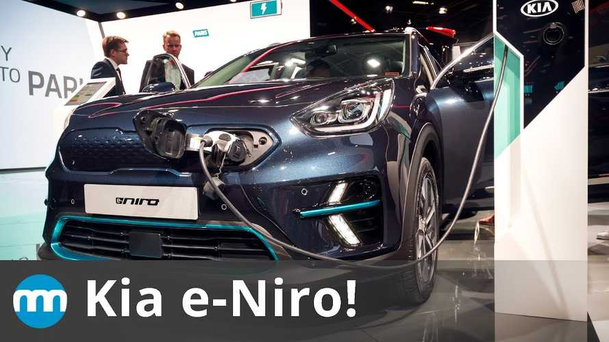 2019 Kia e-Niro: Everything You Need To Know