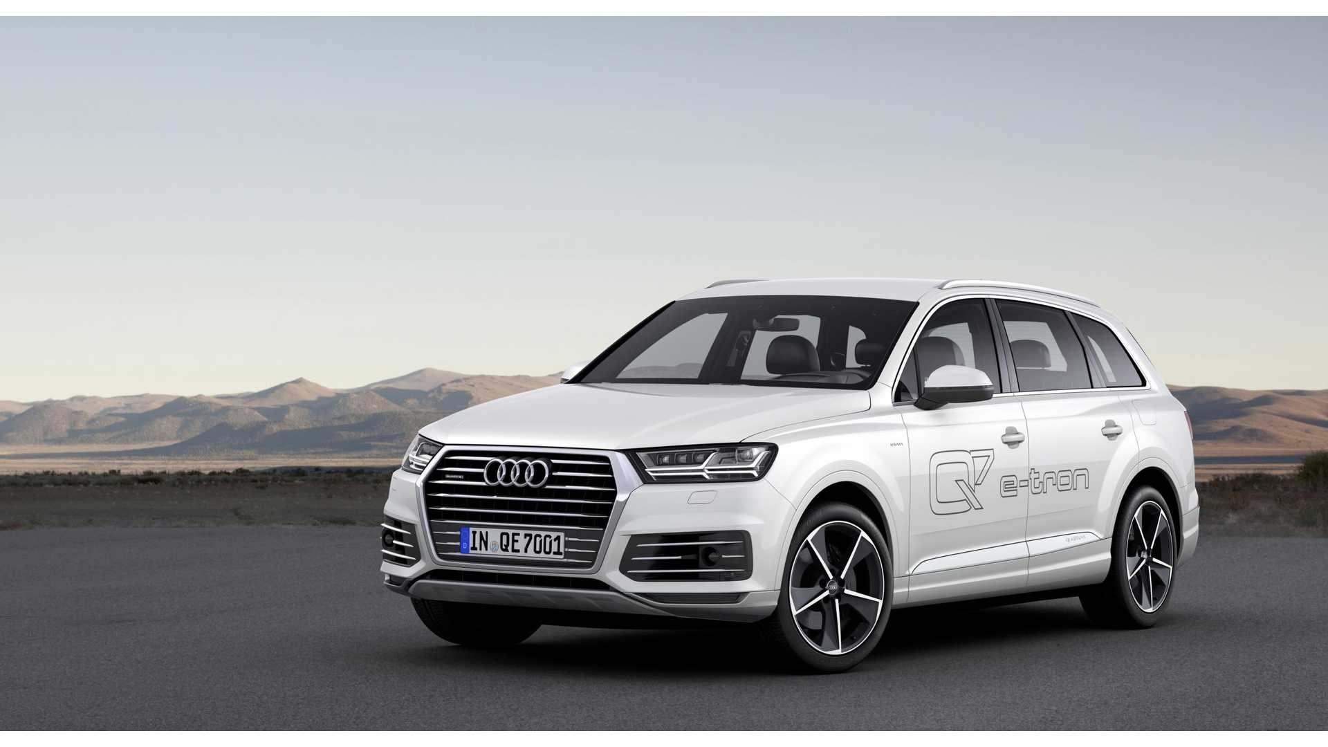 """Audi To Become More Like Tesla - """"More Agile, Faster And Taking More Risks"""""""