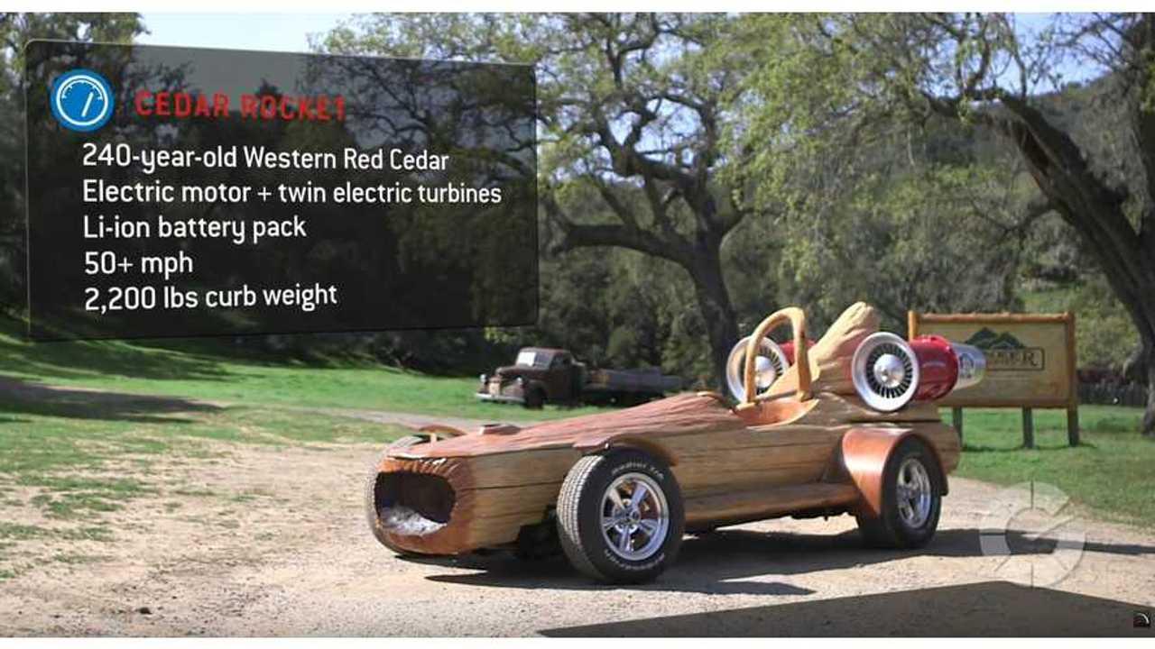 Cedar Rocket | Translogic 196