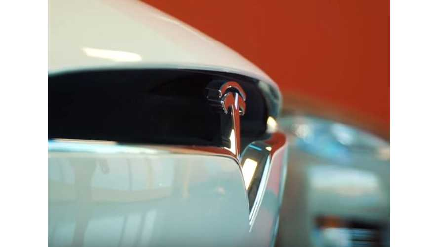 JH Photography Presents Tesla Model X Delivery Video