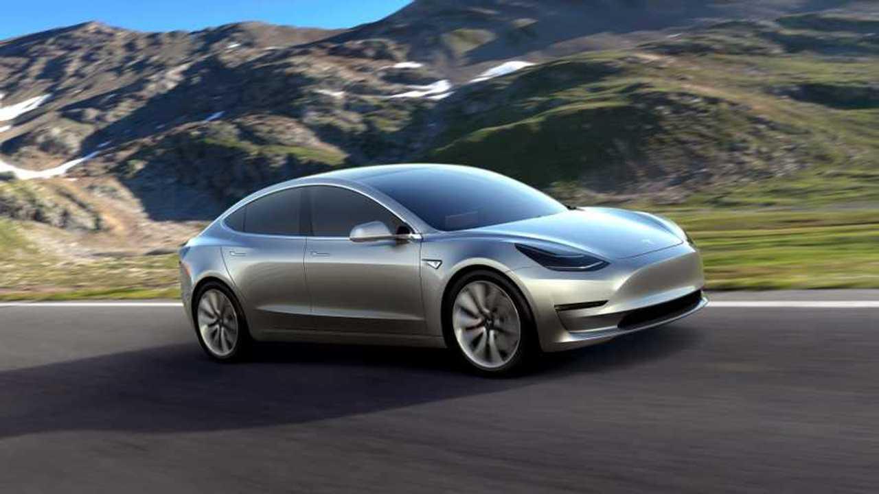 Tesla Model 3 - Raising The Bar