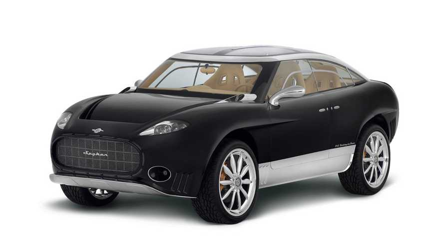 Electric Spyker SUV In The Works