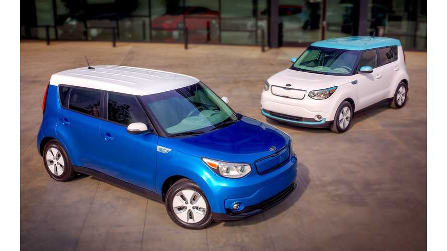 Kia Soul EV Wins MotorWeek Drivers' Choice Award