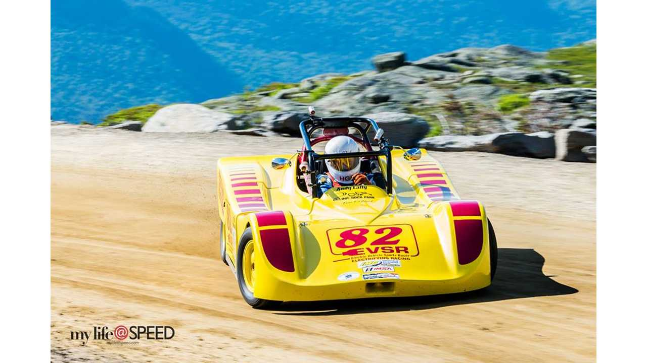 Exclusive: EVSR to Field Three Cars at Pikes Peak 2015