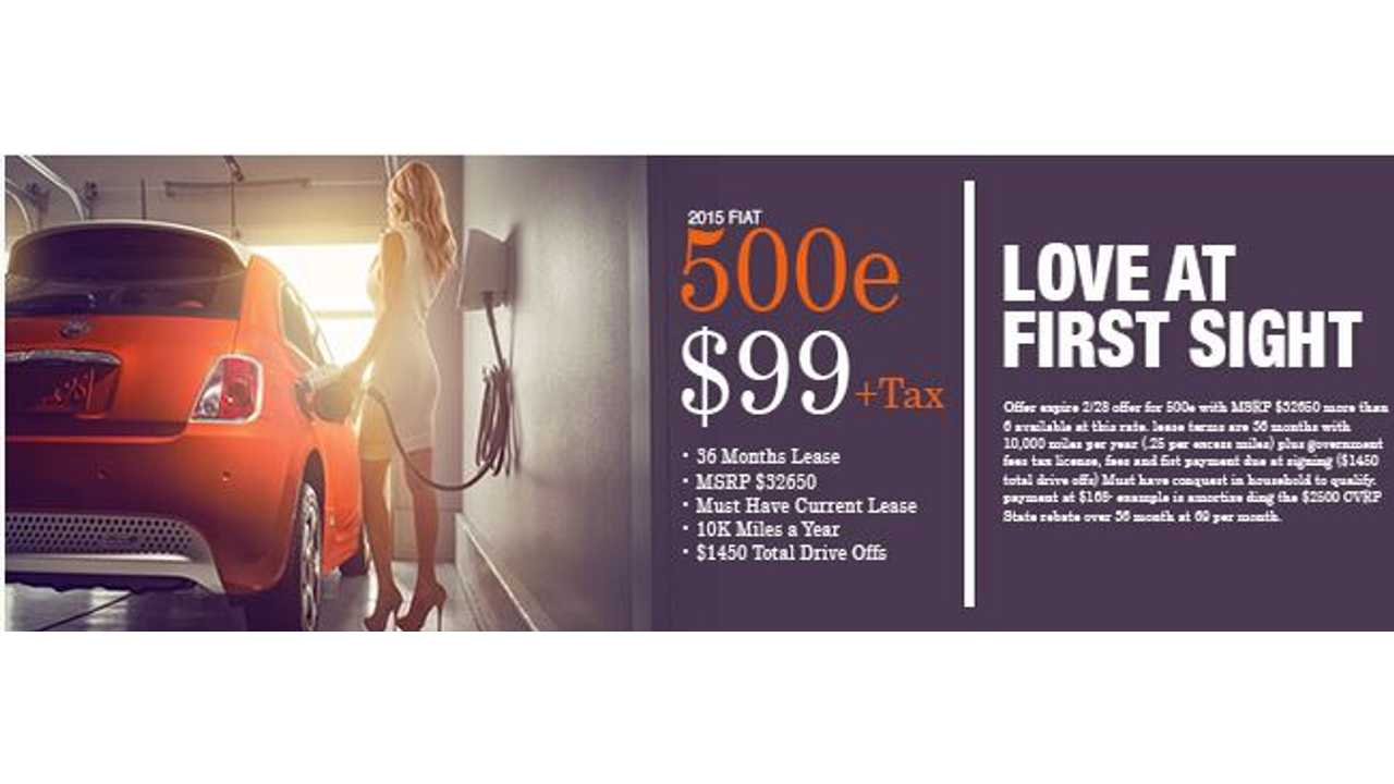 500e lease