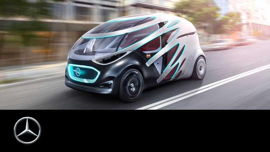 UPDATE: Daimler Reveals Vision Urbanetic: A Wild Electric Autonomous Concept