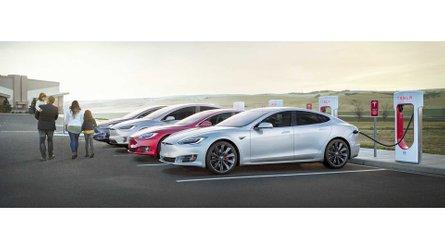 Tesla Reportedly Working On Model S & X Powertrain Upgrade
