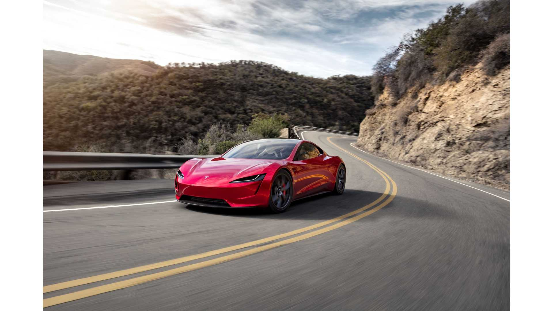 Tesla Releases New Roadster Acceleration Video: Lightning Quick