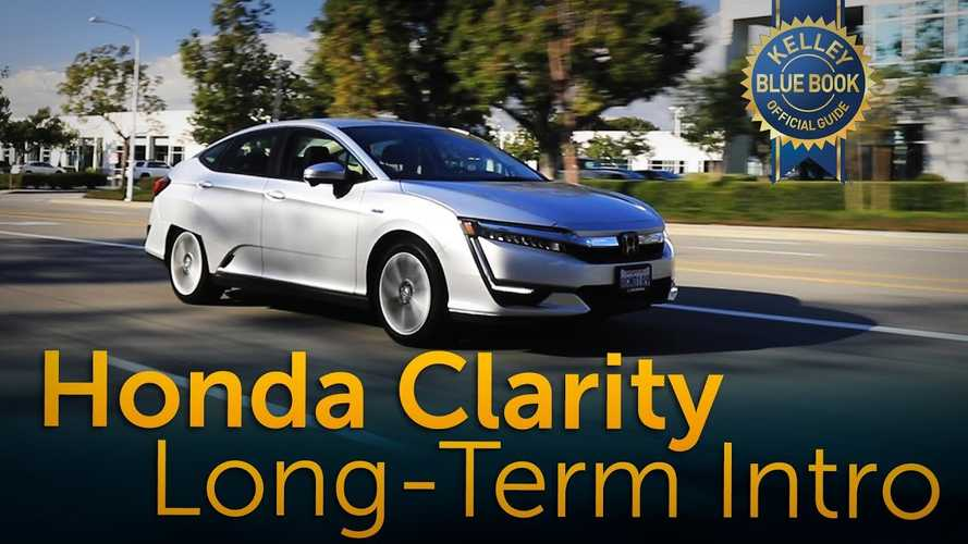 2019 Honda Clarity PHEV: Long-Term Intro KBB video