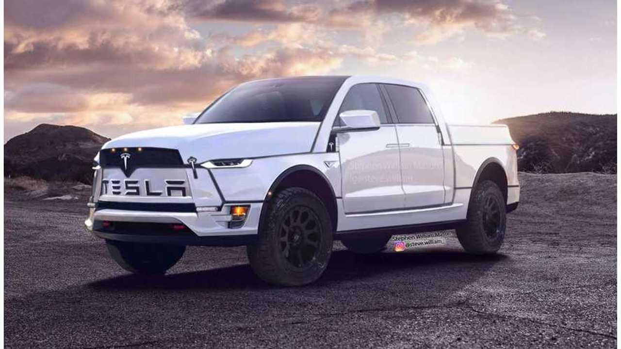 Musk Hints Tesla Pickup Truck Will Make Ram Seem
