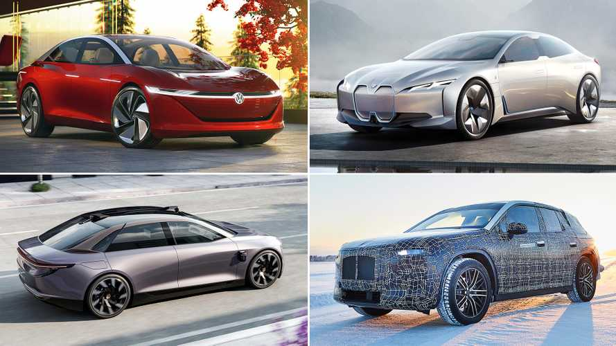 2021 Electric Vehicles: The Future Generation of EVs