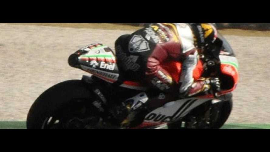 "MotoGP 2012: Scott Redding a 1"" da Rossi sulla Desmosedici GP12!"