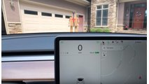 Will Tesla Automatically Stop For Cardboard Box Man?