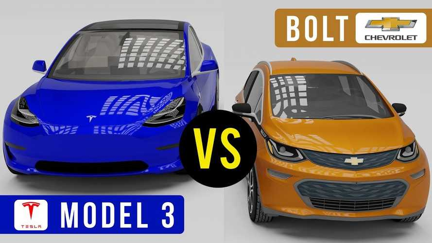 Tesla Model 3 Vs. Chevy Bolt: Which One Is For You?