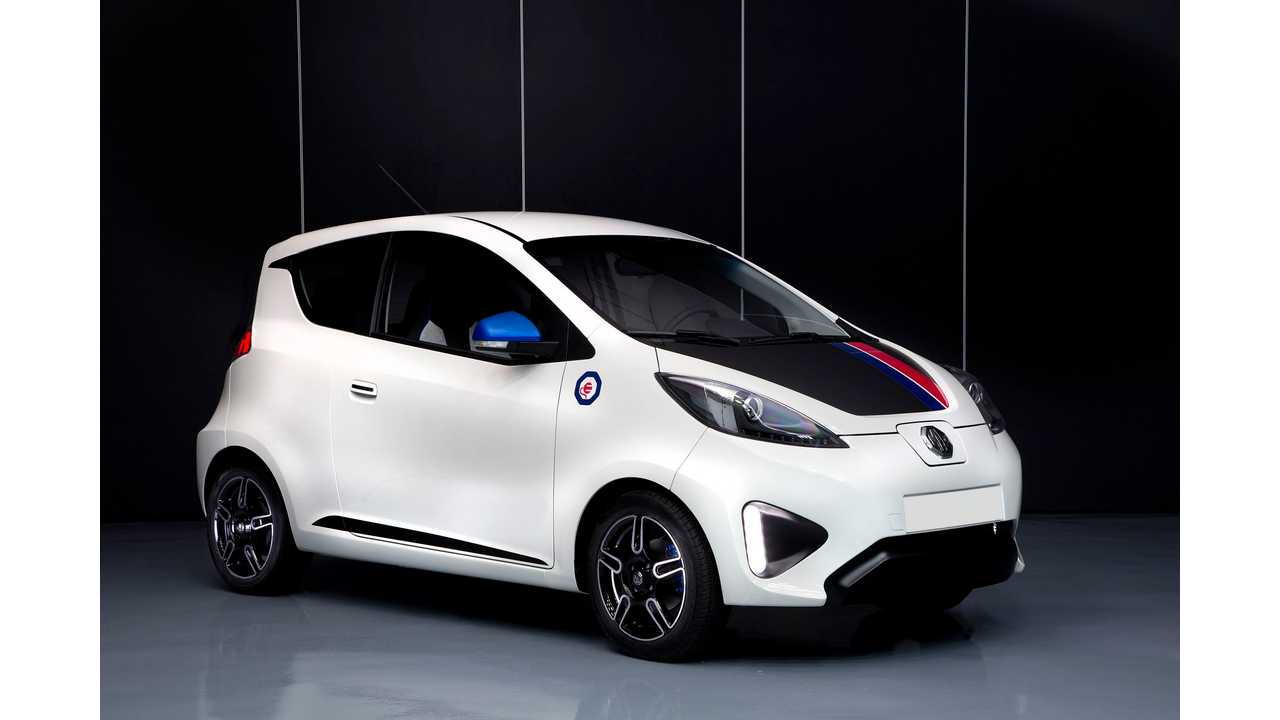 Electric MG Dynamo Gets Driven