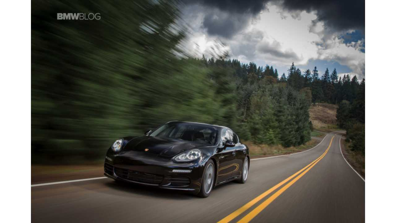 BMWBLOG Test Drives 2014 Porsche Panamera S E-Hybrid