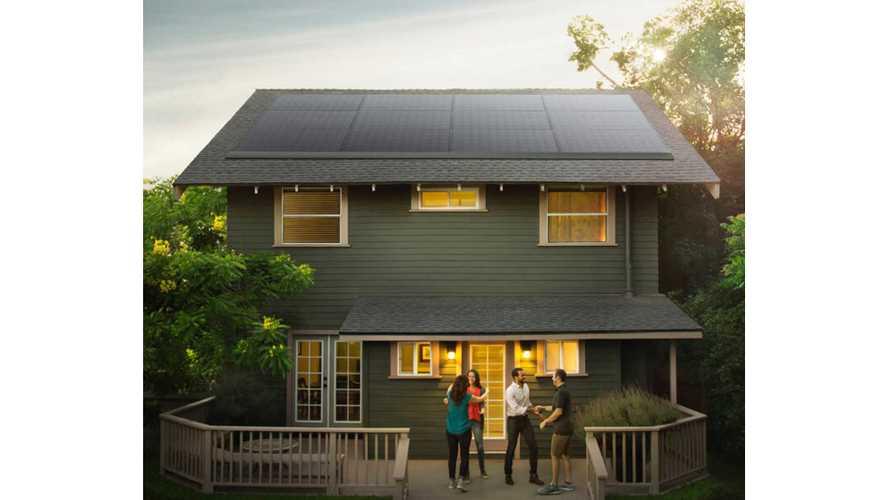 Tesla Reveals New 325 Watt, 21.76% Efficient Solar Panel