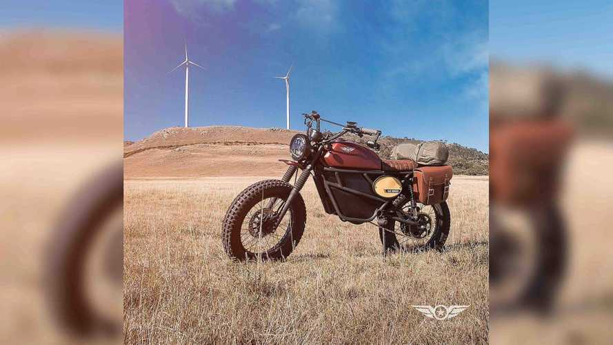Range, Speed, and Style Combined in New American E-Moto