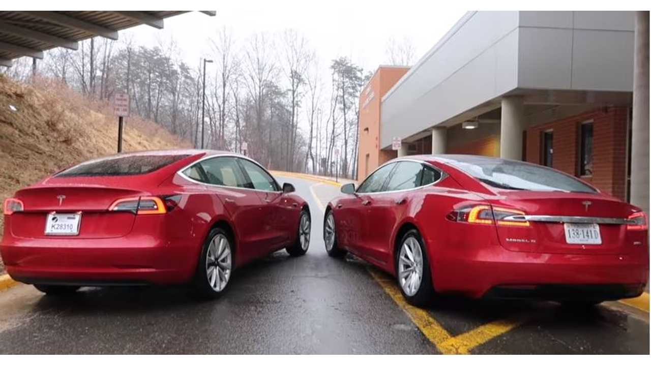 Tesla Model 3 Or Model S - Which Should You Buy? - Video
