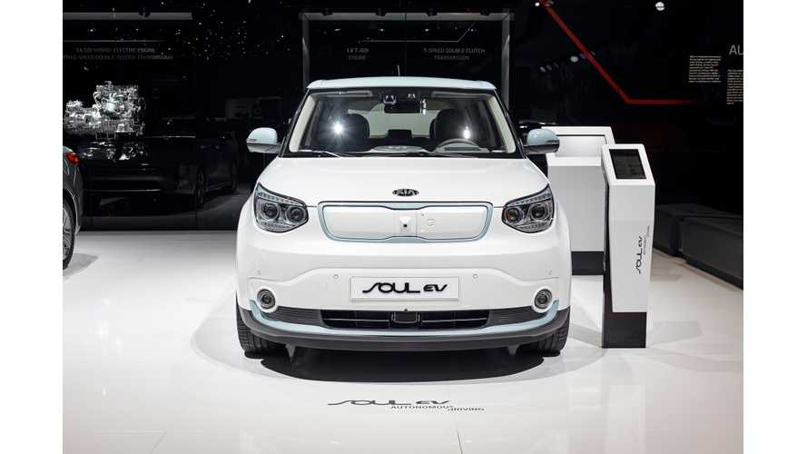 New Kia Soul EV To Ride On Kona Platform, Go 186 Miles Per Charge