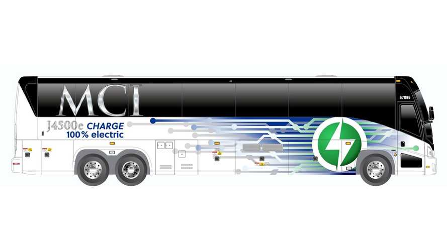 Electric Motor Coach Successfully Completes Stage 1 Of Testing