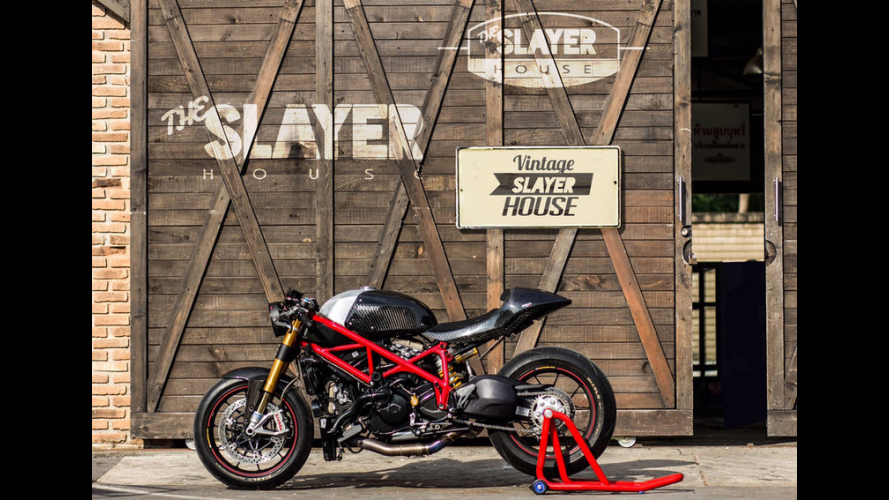 Ducati Duology Slayer House Streetfighter & Scrambler