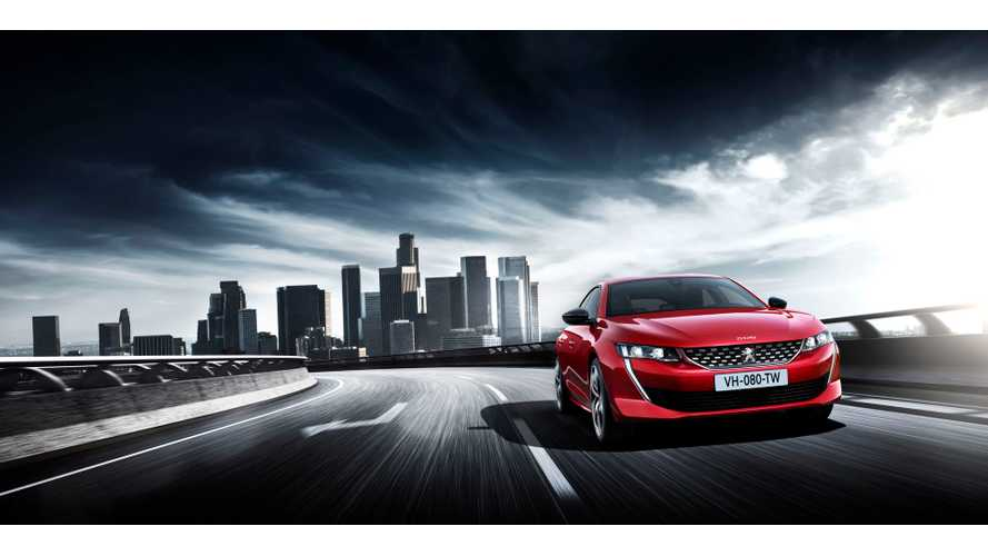 Peugeot 508 PHEV Won't Lose Interior Space To Batteries