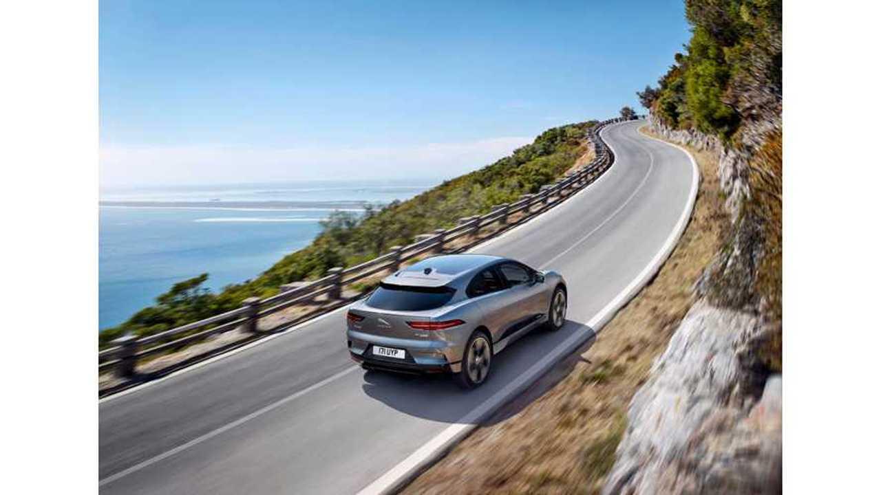 Jaguar I-Pace Outsells Tesla Model X In France