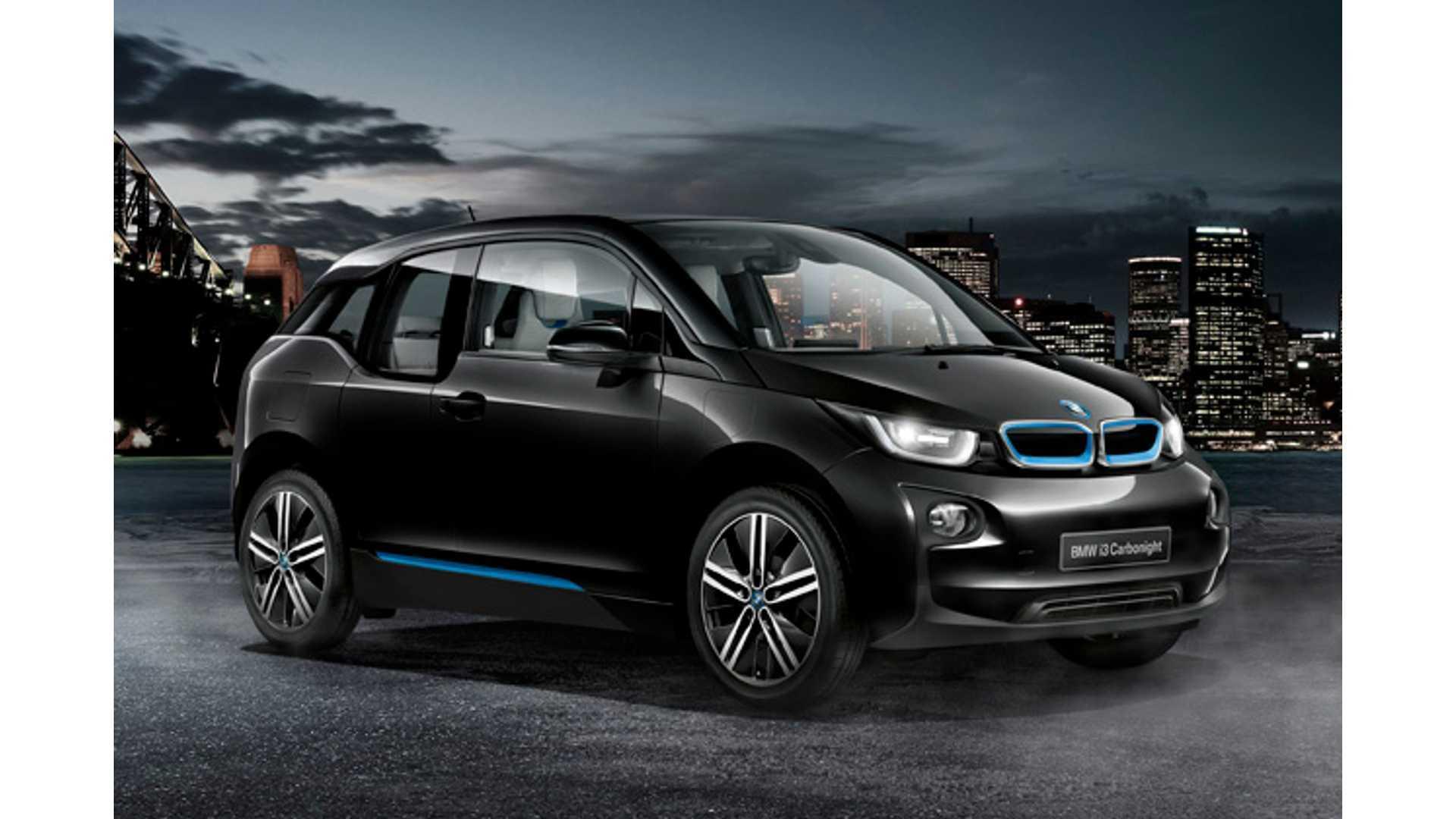 Confirmed: 2017 BMW i3 Gets 50% Range Increase, Arrives In July