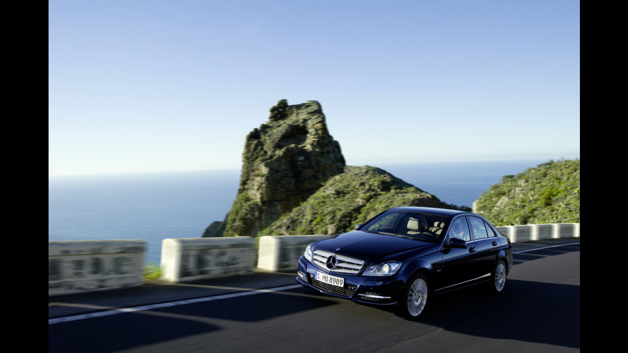 Mercedes Classe C Berlina restyling