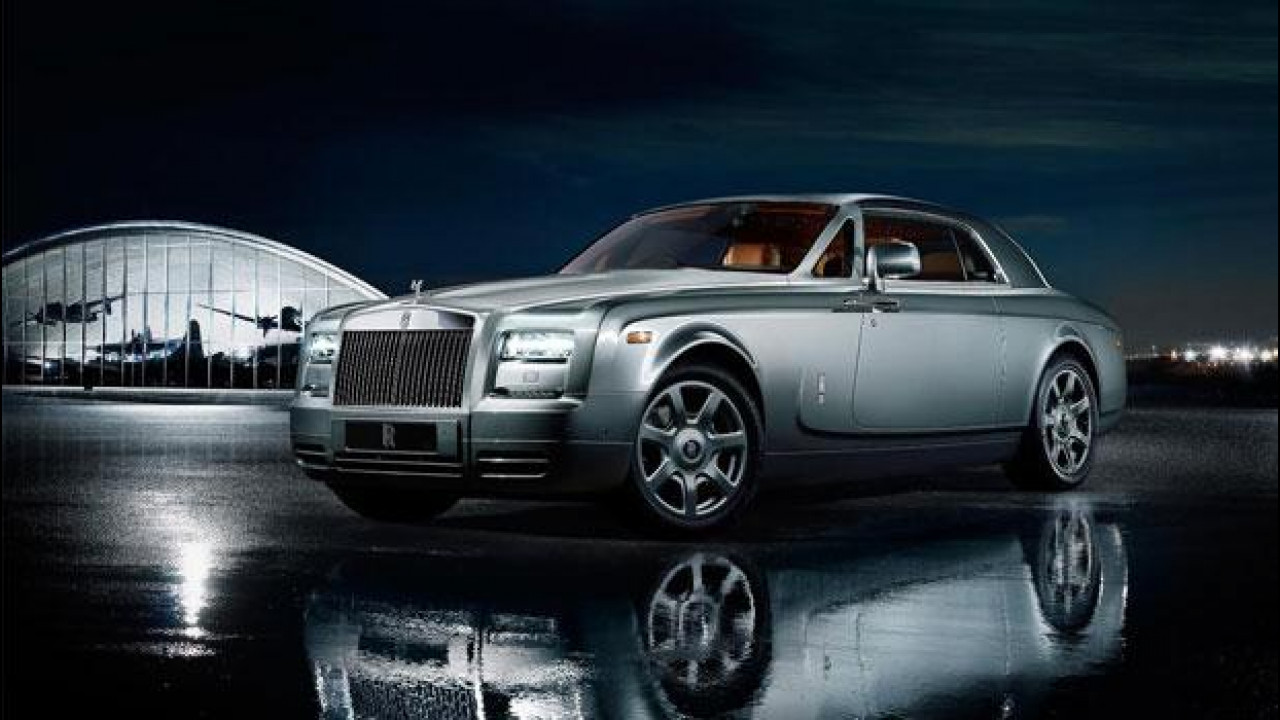 [Copertina] - Rolls-Royce Phantom Coupé Aviator Collection