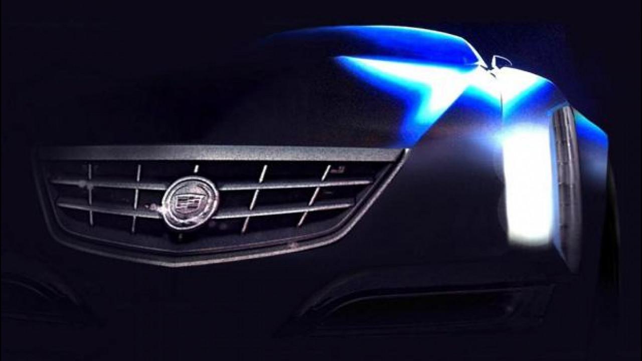 [Copertina] - Cadillac concept: i primi teaser