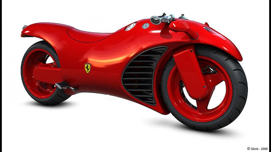 Ferrari V4 Superbike