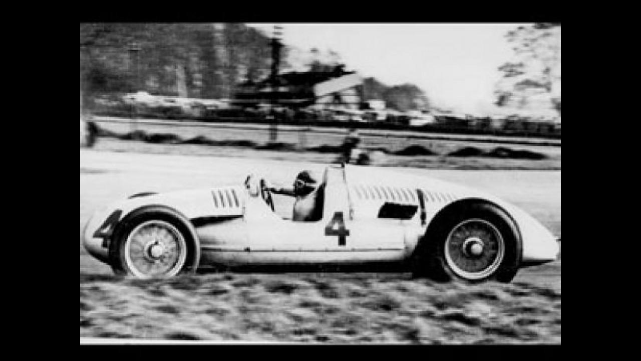 [Copertina] - Torna ad Audi la seconda Auto Union Type D del 1939 rimasta dispersa per anni