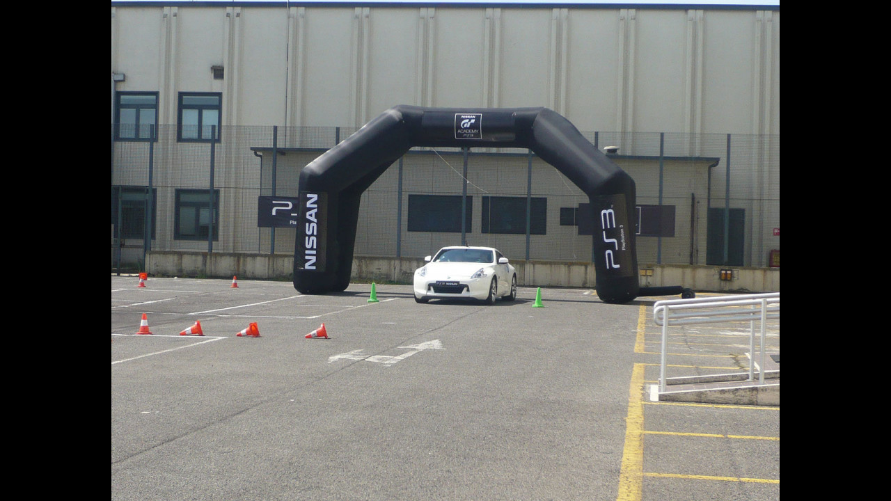 Nissan GT Academy 2011 - Day 2