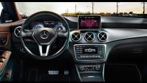 Mercedes CLA, immagini dalla rete