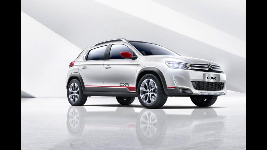 Citroen C-XR Concept, il prossimo SUV cinese