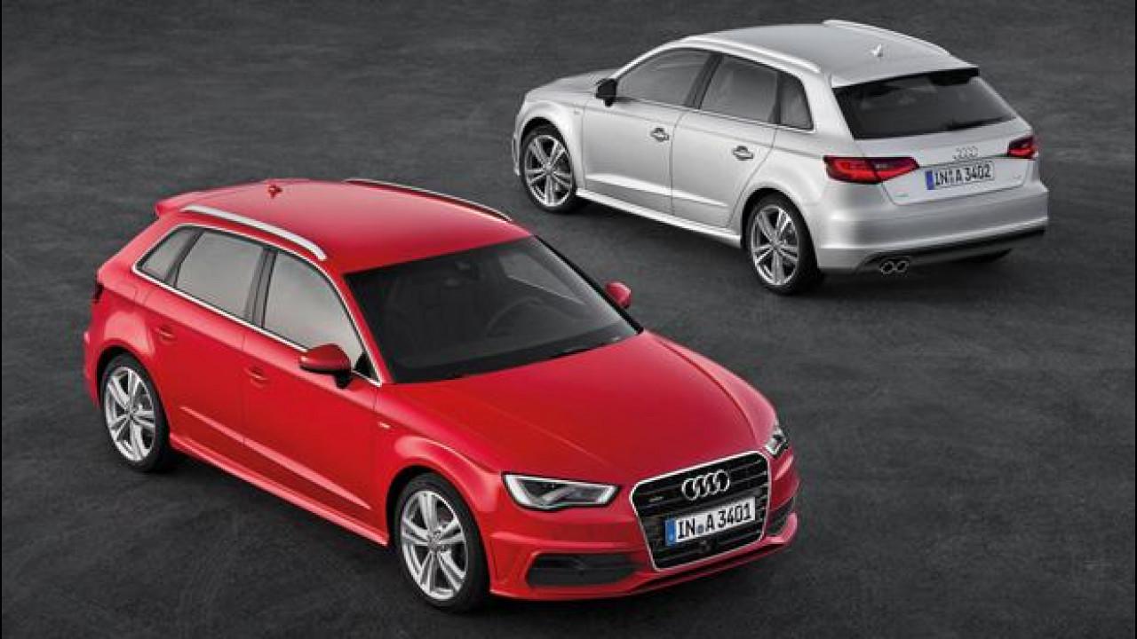 [Copertina] - Nuova Audi A3 Sportback