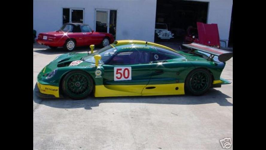 Una Lotus Elise GT1 su eBay!