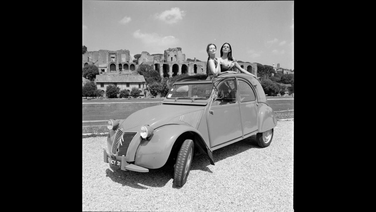 International Citroen Car Club Rally a Roma