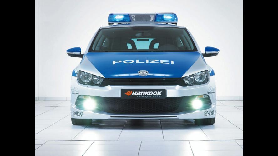 "Volkswagen Scirocco ""Polizei"""