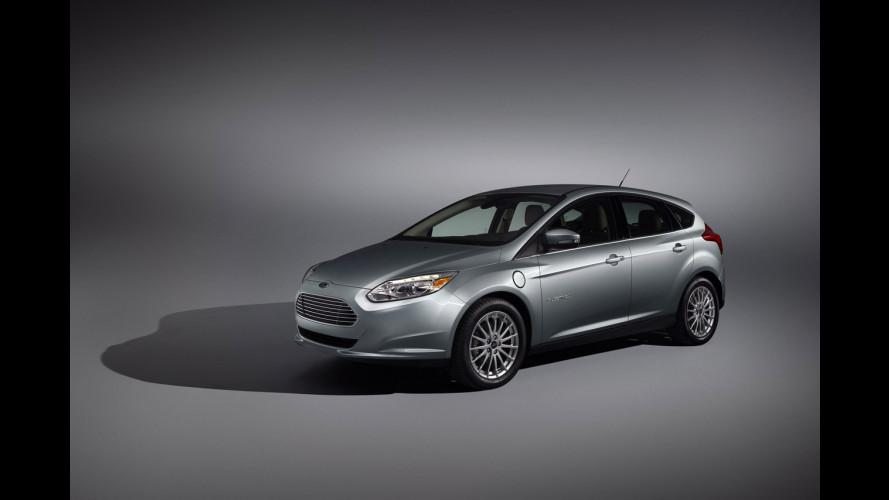 Ford SYNC con MyFord Touch, debutto sulla Focus elettrica
