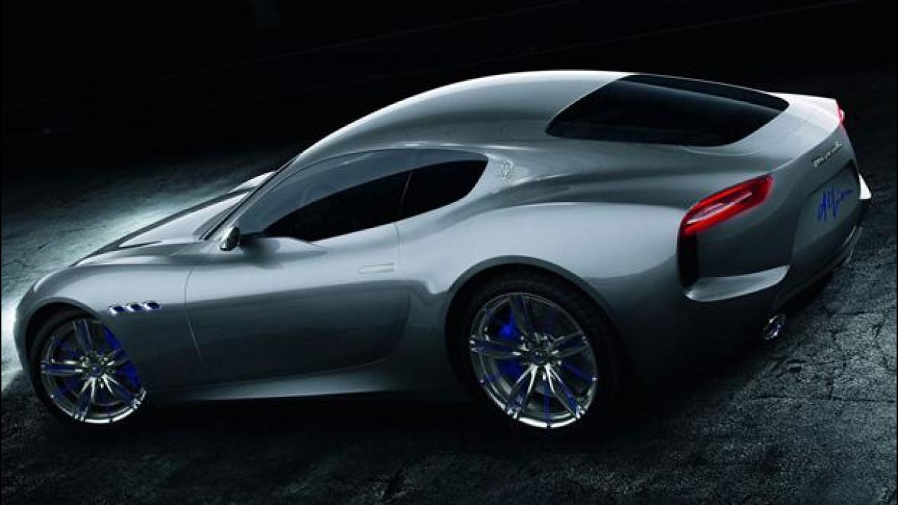 [Copertina] - Piano FCA: Maserati Alfieri e Levante entro il 2018