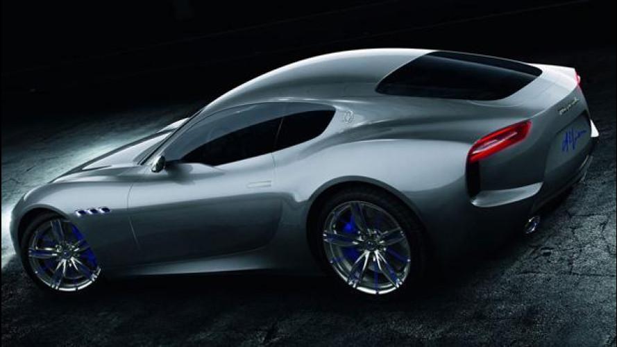 Piano FCA: Maserati Alfieri e Levante entro il 2018